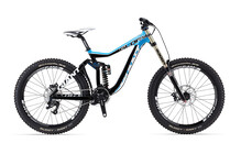 Giant Glory 2 Downhill blauw/zwart